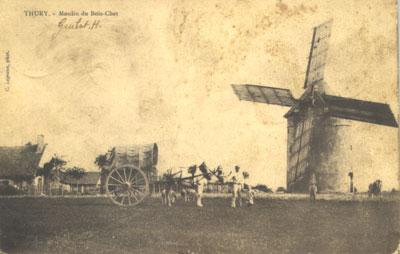 Le moulin de Bois-Chet