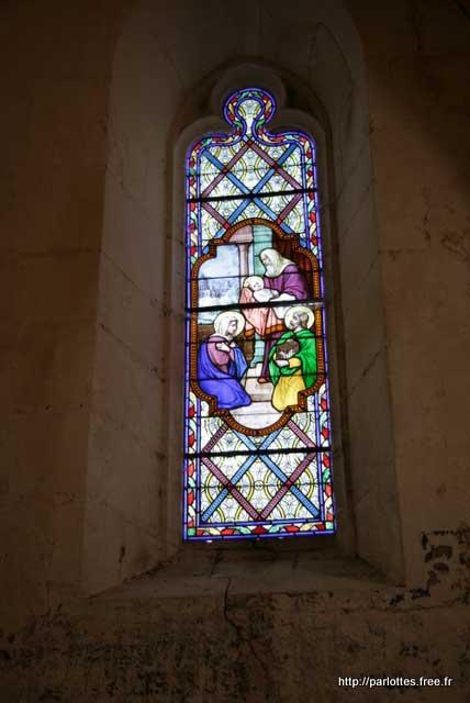 Vous visualisez les images de : Photos de l'église de Molesmes